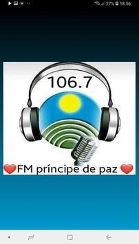 RADIO PRINCIPE DE PAZ poster