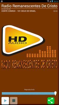 Radio Remanescentes De Cristo apk screenshot