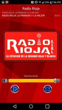Radio Rioja Perú poster