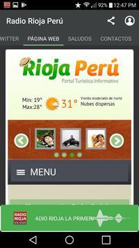 Radio Rioja Perú screenshot 1
