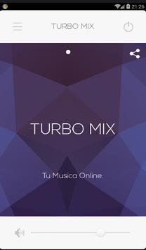 Radio Turbomix poster