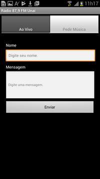 Rádio 87,9 FM Mhz Unaí-MG screenshot 2