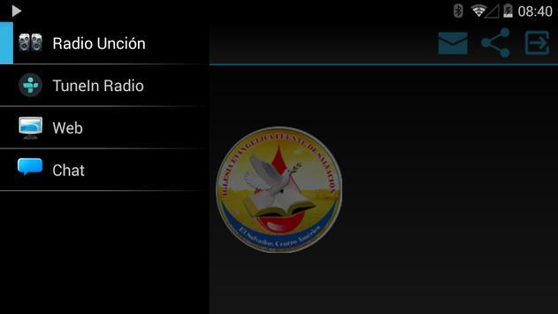 Radio Unción apk screenshot