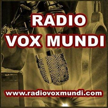Radio Vox Mundi poster