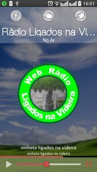 Radio Ligados na Videira apk screenshot