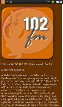 RADIO 102 FM screenshot 5