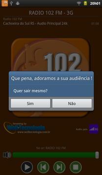 RADIO 102 FM screenshot 6