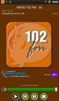 RADIO 102 FM screenshot 1
