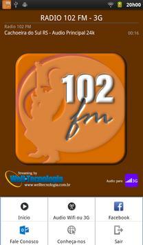 RADIO 102 FM screenshot 2