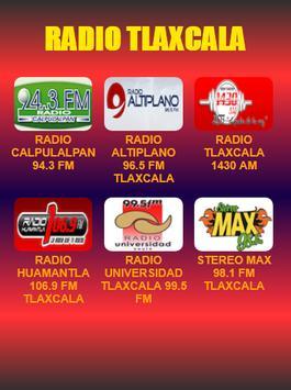 Radio Tlaxcala poster