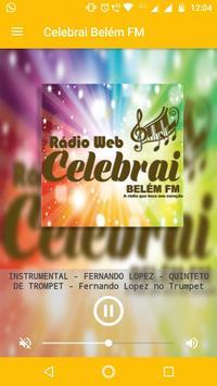 Celebrai Belém FM poster