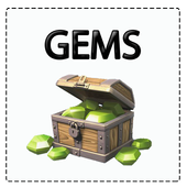 gems on coc- Clash of clans icon