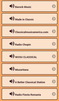 Radio Classical screenshot 5