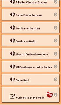 Radio Classical screenshot 6