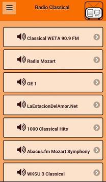 Radio Classical poster