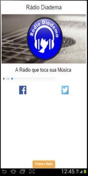 Rádio Diadema screenshot 1