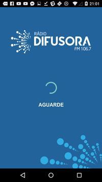 Rádio Difusora 106.7 FM poster