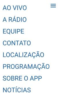 Rádio Difusora 106.7 FM apk screenshot