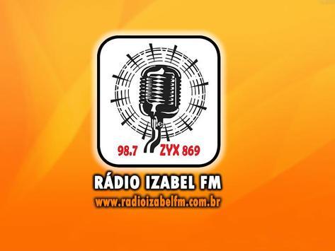 Rádio Izabel FM 98 screenshot 1