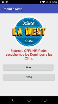 Radio LaWest apk screenshot