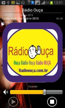 RADIO OUCA poster