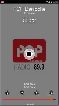 Radio POP - Bariloche poster