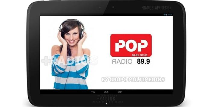 Radio POP - Bariloche screenshot 1