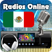 Radios de México Online icon