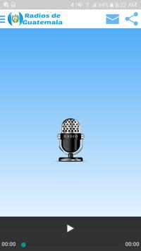 Radios de Guatemala Gratis apk screenshot