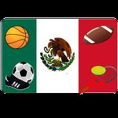 Radios deportivas de México icon