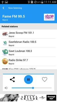 Lebanon Radio screenshot 14