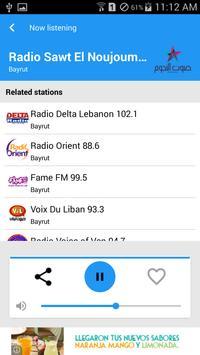 Lebanon Radio screenshot 15