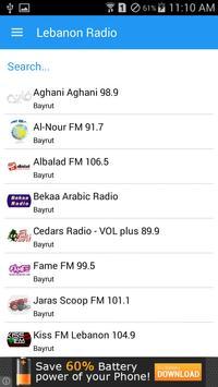 Lebanon Radio screenshot 16