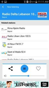 Lebanon Radio screenshot 21
