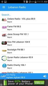 Lebanon Radio screenshot 2