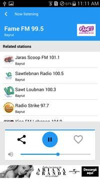 Lebanon Radio screenshot 6