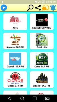 Rádios do Paraná poster