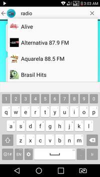 Rádios do Paraná screenshot 1