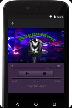 Radios de reggaeton gratis apk screenshot
