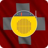 Radio Swiss Pop FM App CH écouter gratuit en ligne icon