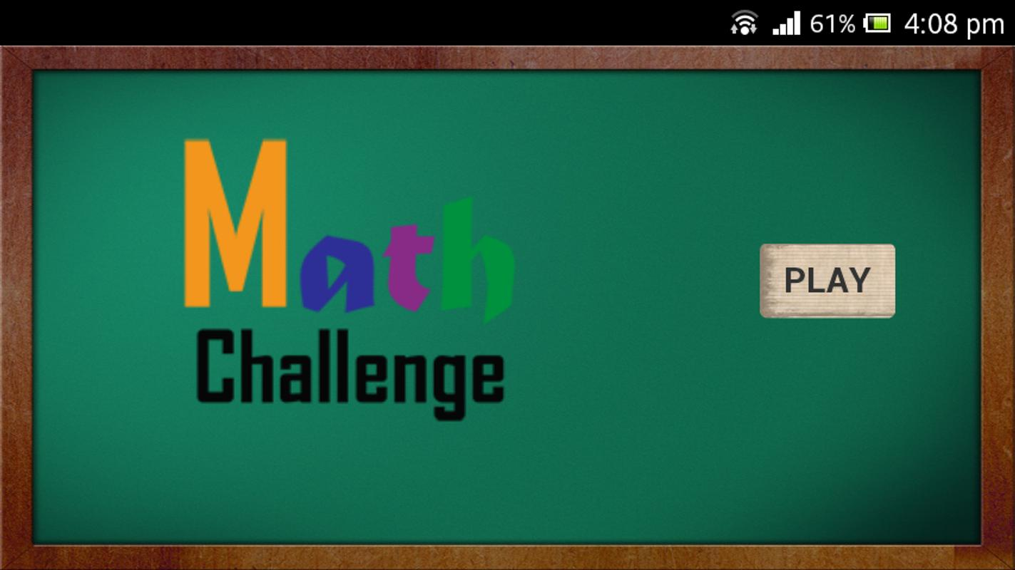 Math Challenge - Puzzle APK Download - Free Puzzle GAME for Android ...