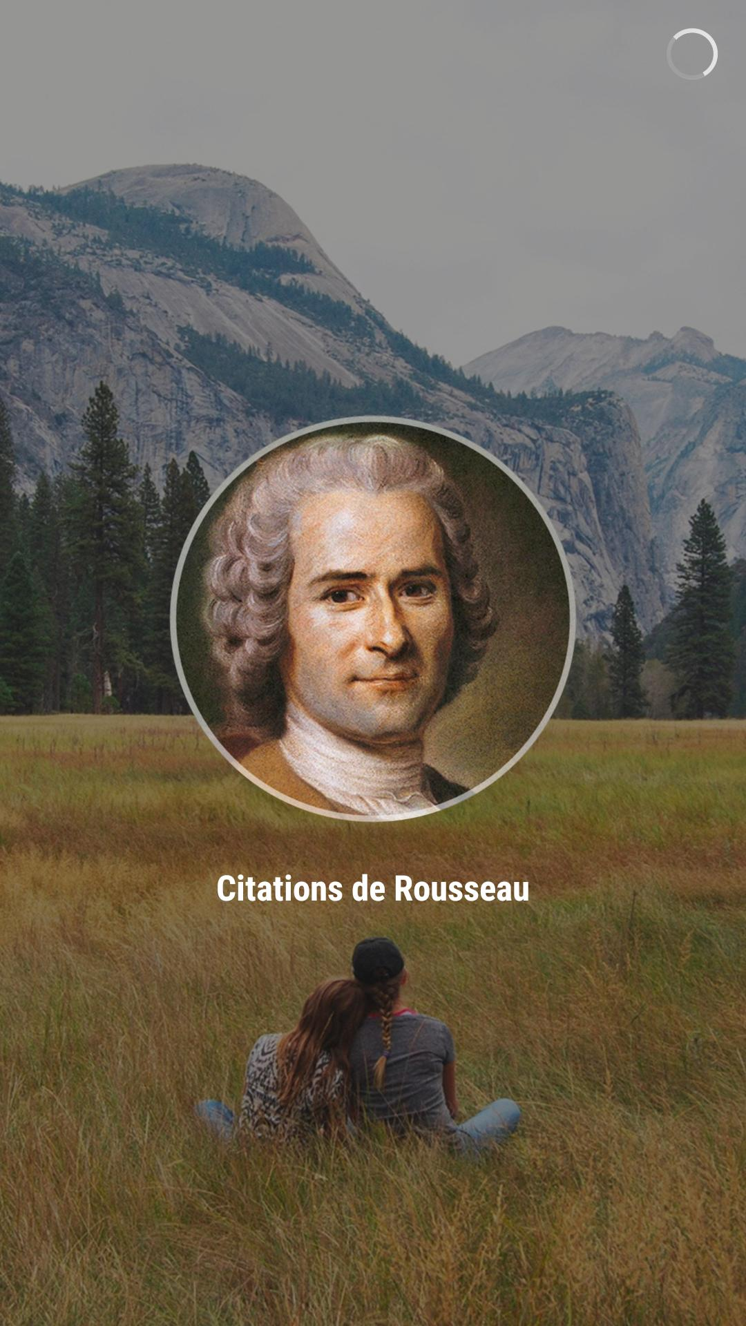Citations De Rousseau For Android Apk Download