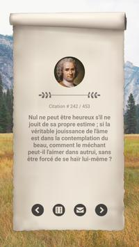 Citations de Rousseau screenshot 1