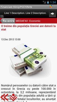Financiare Stiri@POC!Oferte apk screenshot