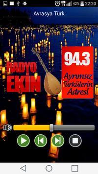 Türkü Radyoları apk screenshot