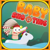 Raft Battle Gun - Baby Wars icon