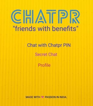 Chatpr screenshot 2