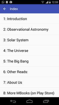 MBook: Astronomy apk screenshot