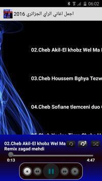 أجمل أغاني الراي RAI ALGERIEN apk screenshot