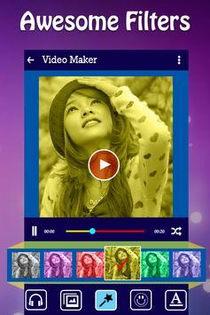 Video Editor With Music screenshot 1